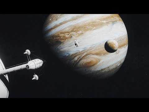 NOORDUNG / A Voyage Through Our Solar System (4K)