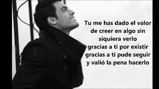 Carlos Rivera - Gracias a Ti - Karaoke