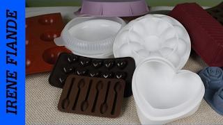 Покупки на Алиэкспресс.  Силиконовые формы для конфет, выпечки, муссовых тортов.(Посылки_с_Алиэкспресс. Мои силиконовые формы для шоколадных конфет, выпечки и муссовых тортов. ---------------------..., 2017-02-21T05:20:55.000Z)