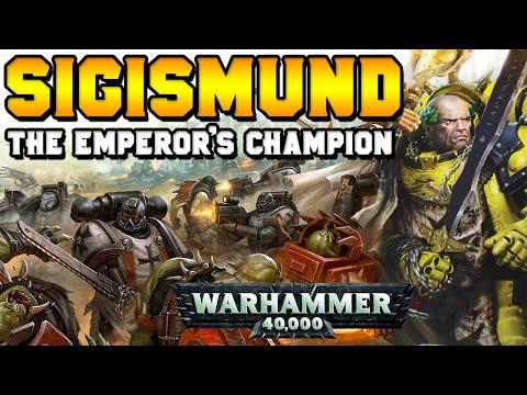 sigismund,-the-emperor's-champion-lore-&-history-|-warhammer-40,000