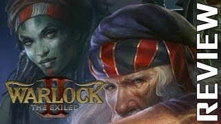 Warlock 2 - The Exiled (Fantasy Civ5) Review