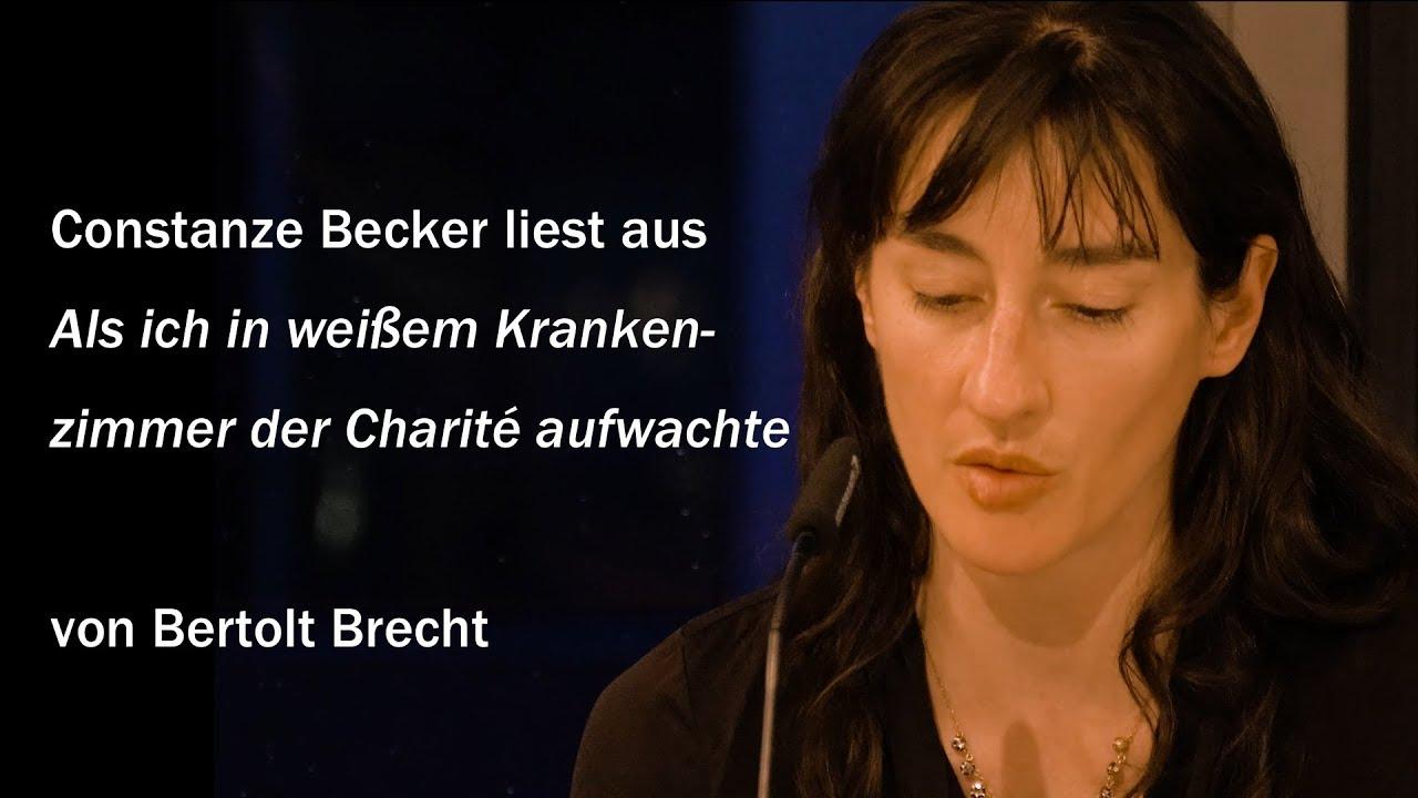 Buchpremiere Bertolt Brecht – Eine Biographie Von Stephen Parker
