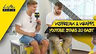 Youtubestars KSFreak Und Krappi Bei Life Radio