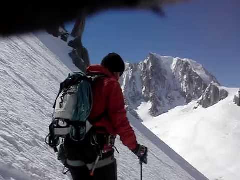 Massif du Mont-Blanc ski hors-piste