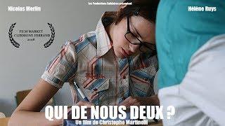 QUI DE NOUS DEUX ? • Avec Helène Ruys et Nicolas Merlin dans la série Femmes Tout Court #2
