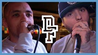 DOTZ VS TONY D | Don
