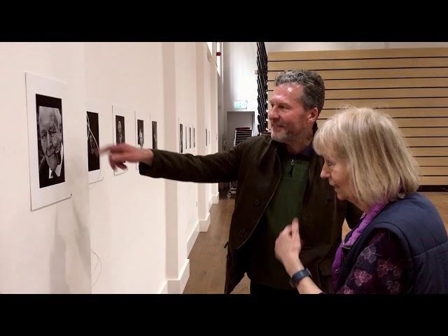 Photographer, Mark Fairhurst exhibits at Tetbury Goods Shed