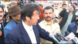 chairman khan at apdm lahore rally part ii