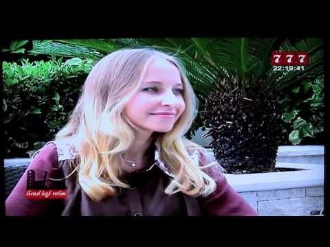 """Интервью фотографа А. Хвалеевой на TV """"777"""" (Montenegro)"""