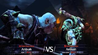 Middle Earth Shadow Of Mordor Playthrough #3 - Shreks! (PC Gameplay)