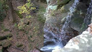 Waterfall in the Wilderness in 4K UltraHD
