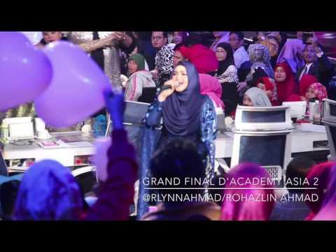 Seindah Biasa - Dato' Siti Nurhaliza [LIVE DAA2]