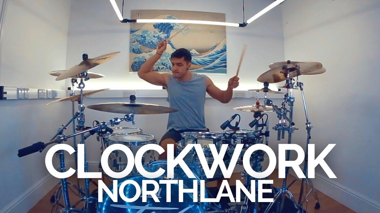 Clockwork - Northlane - Drum Cover