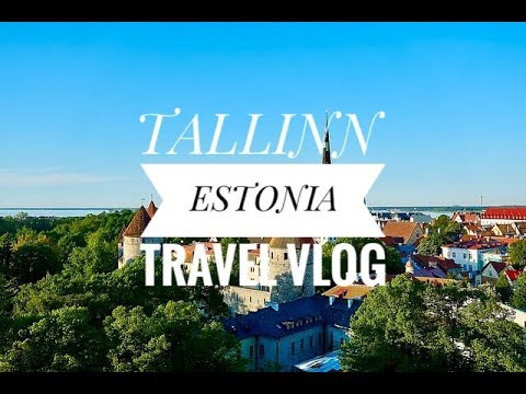 Tallinn, Estonia Travel Vlog