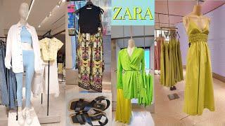 ZARA WOMEN S NEW COLLECTION JUNE2021 ZARA SUMMER LATEST FASHION ZARA ONLINE SHOPPING GUIDE