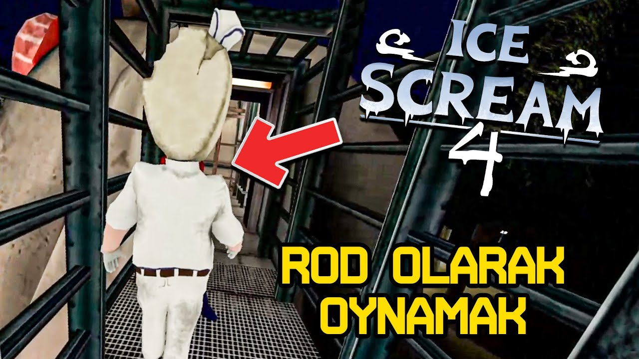 Download DONDURMACI ROD OLDUM! (ROD VS ROD) | ICE SCREAM 4
