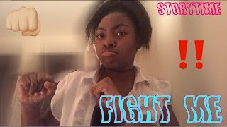 STORYTIME:MY FIRST MIDDLE SCHOOL FIGHT