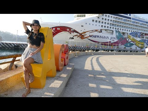 14 day Panama Canal Cruise from Miami to Los Angeles on the Norwegian Jewel