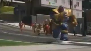 ESCENA POSTCRÉDITO DE AVENGERS END GAME (LADO IZQUIERDO)