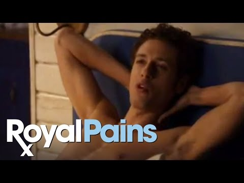 Royal Pains  New Series Exclusive 2 Minute P