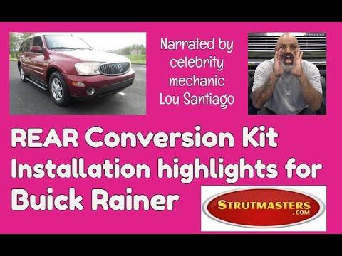 2003 Buick Rendezvous Rear Suspension Diagram Wiring Diagrams