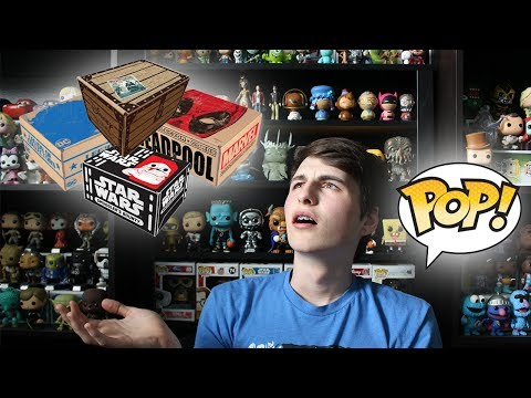 Funko Subscription Boxes | Does it Suck?