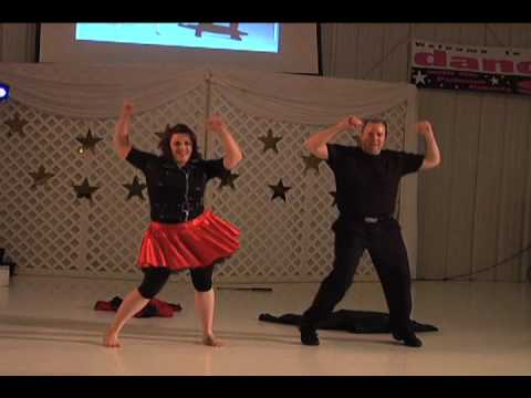 Tara Gardner and Tom Sutherlin Dancing with the Putnam County Stars