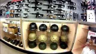 Richmond Hill Store Tour - Official Badlands Paintball