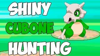 SHINY HUNTING | BUSCANDO EL SHINY [CUBONE] Pokemon Sol y Luna
