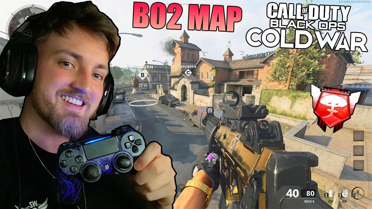 Black Ops 2 Map Standoff in Cold War - Nostalgie...❤️ | ViscaBarca CoD