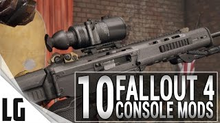 Fallout 4 - Top 10 PlayStation 4 & XB1 Mods