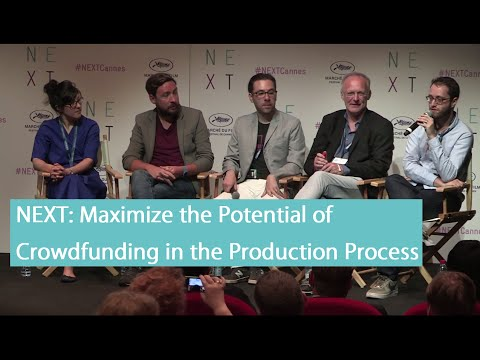 NEXT: Maximize the Potential of Crowdfunding in the Production Process