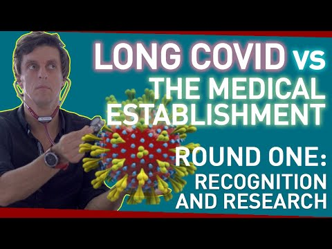 Long Covid vs The Medical Establishment: Round One Recognition and Research