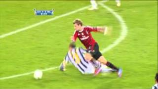 AC Milan vs Juventus 2-2 Highlights goals [21.3.2012]
