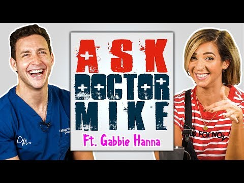Ask Doctor Mike ft. GABBIE HANNA | Whys My Body Crooked?