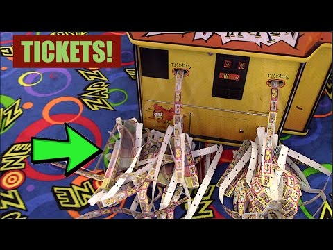 2 OF THE BIGGEST ARCADE JACKPOTS IN A ROW!!! IMPOSSIBLE???