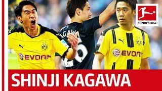 Shinji Kagawa (香川 真司) - Bundesliga's Best