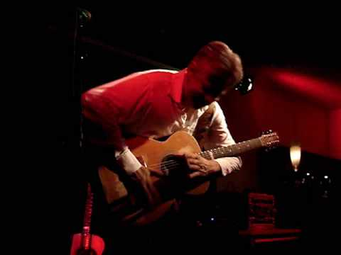 Tommy Emmanuel - Percussion / Mombasa