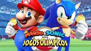 MARIO & SONIC JOGOS OLÍMPICOS - TOKYO 2020 : A PRIMEIRA MEIA HORA