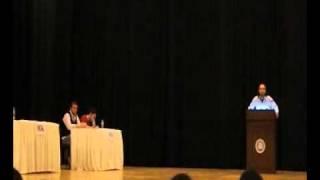 Ege Üniversitesi Münazara Turnuvası: Çeyrek Final: Mahir DURMAZ