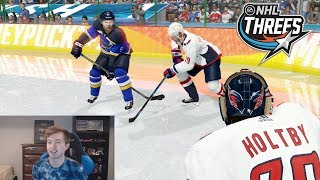 NHL 18 HUT - THREES DISCARD CHALLENGES