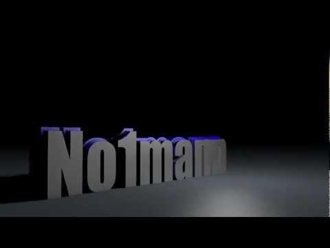 No1mann HD Intro – Cinema 4D