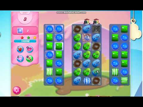Candy Crush Saga Level 3237 -10 Moves- With Boosters