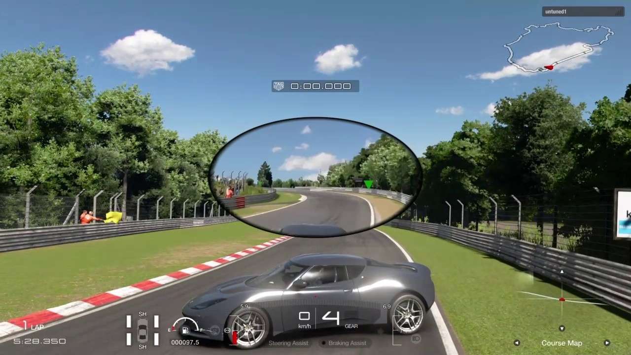 How Does Suspension In GT Sport Work?