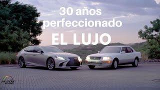Test Drive Lexus LS 400 1989 - Lexus Milestones en Costa Rica