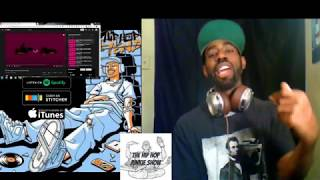Run The Jewels - never look back (Art Video) LISTENING PARTY!!! REACTION VIDEO!!!