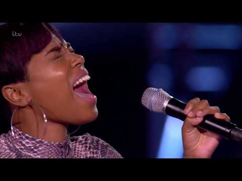 The X Factor UK 2017 Deanna Six Chair Challenge Full Clip S14E12