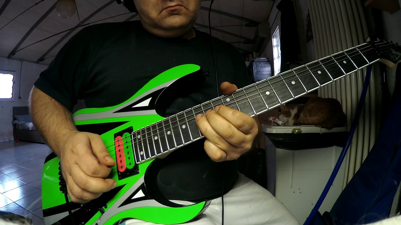 Video Test Ibanez RG H-57 Cesareo Signature - Zoom G3n - Zoom Q8 ... cfe892543d37