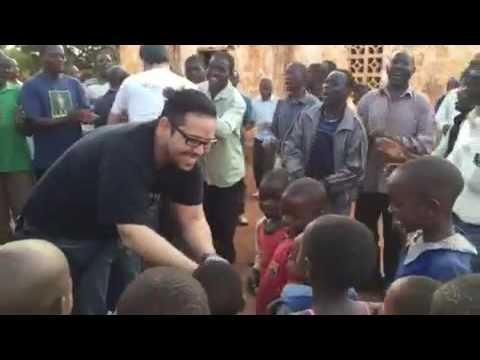 Pr.Hernane Santos - O dia que fui recebido no Malawi/Africa