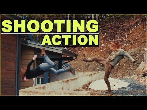 Making an Action Scene: Foot Chase